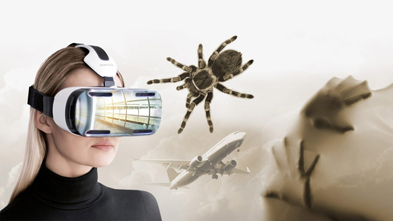 ¿Qué es la terapia psicológica con realidad virtual?